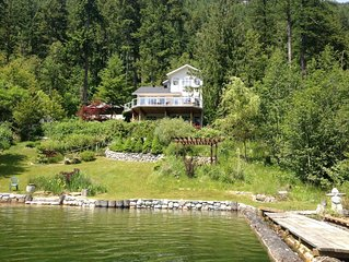 Hideaway Lakefront Forest Guesthouse