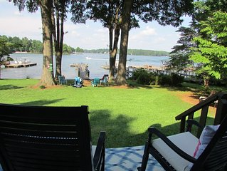 SPECTACULAR LAKEFRONT OASIS New to VRBO