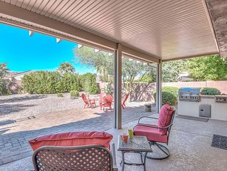 Entertainer's Delight in Sun City Grand! Spacious & Open With Private Backyard!