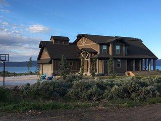 New Bear Lake Home, Beach Access, Pool Access, Sleeps 36, Private Community