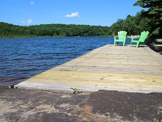 Lakeside Cottage 3 Bedrooms near Huntsville and Algonquin Park
