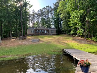 Waterfront Home! Where Family, Fun, and Relaxation Meet!