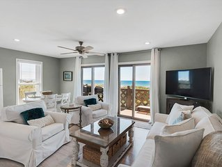 Fabulous Ocean View of Emerald Coast from this 1 BR / 1 BA with Bunks!