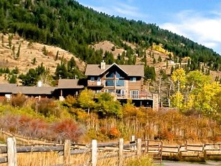 Magnificent Bridger Canyon Home **Only minutes to Bozeman**