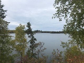 Water Front Cottage, Poplar Bay, Lake of the Woods