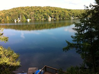Roomy Lakeside Home With Great Views And Minutes From Trout Town USA (Roscoe)