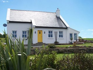 A Unique Cottage, Doolin  Breathtaking Ocean & Burren views