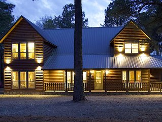 Running Creek Cabin - 5bed/4bath Family-friendly Wooded Cabin