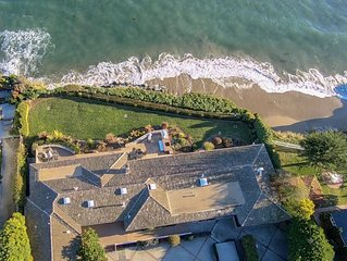 Luxurious Oceanfront Home near Private Beach, Shopping, Dining, and Nightlife