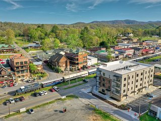 NEW! Blue Ridge Station Condo in Downtown Blue Ridge