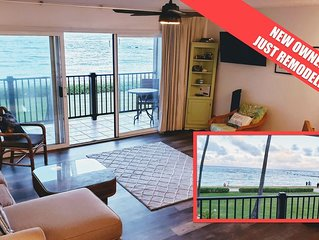 OCEANFRONT! at the Pono Kai Resort in Kauai AMAZING Views (AC) 2BR/2BA - Kapaa