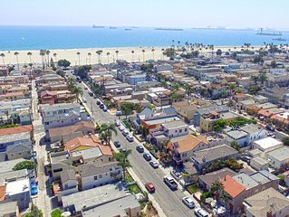 LARGE ONE-BEDROOM HOME/DUPLEX! GREAT BELMONT SHORE LOCATION!