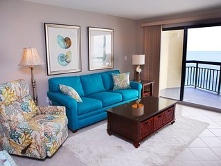 Newly Renovated Oceanfront Penthouse Condo - Fantastic View!
