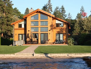Beautiful Lakefront Property in Naramata, British Columbia, Canada