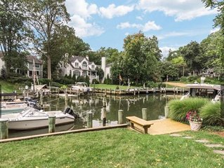 Waterfront Oasis in Eastport - Walk to Downtown and USNA