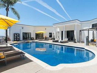Luxurious Resort Style 3BR w/ Stunning Ocean Views, Pool, Spa & Sauna