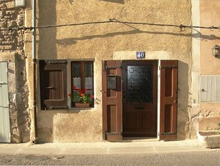 Charming Village Home in Scenic Medieval Bonnieux