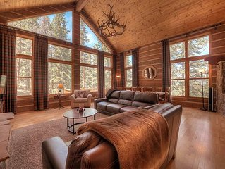 Spruce Hill Lodge-South of Breckenridge, Mountain Views-Hot Tub