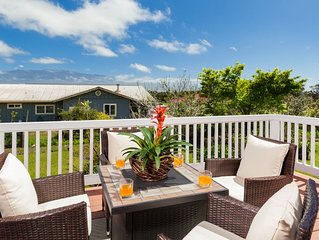 Charming Farmhouse in Waimea - CURRENTLY AVAILABLE FOR INTER-ISLAND TRAVELERS