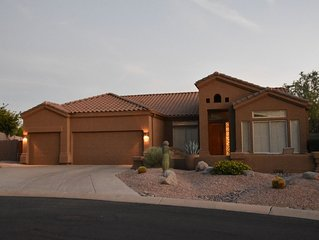 Preferred Property - 5 STAR Rated -  Golf Course Home w Mountain & City Views!