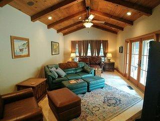Luxury Carmel Stone House - 4 Bedroom - 3 Bath