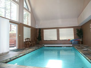 Cold Creek Luxury Lodge with Indoor Pool/more/discount open dates June/July