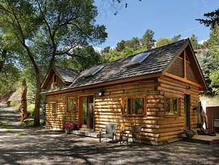 Luxurious Riverfront Cabin on the Frying Pan River - 1 block to Basalt