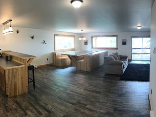 Brand New Built Duck Lake Duplex on Duck Lake Shore