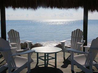 Key Largo Sunrise Escape - Ocean Front - Sleeps 10 - 3 Bedroom / 3 Bathroom