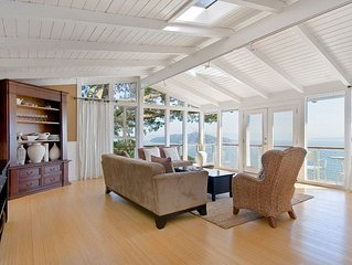 Spectacular, Panoramic Views in Sausalito!