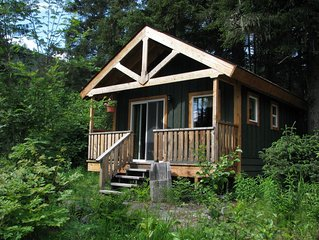 Cozy Swedish-Style Cabin...  Our Specialty is in the Details!