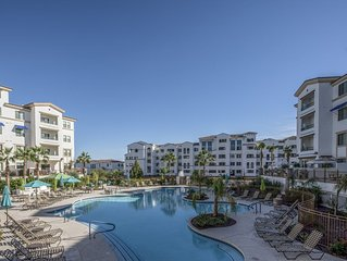 A beautiful 2 bedroom Condo at the Cays resort