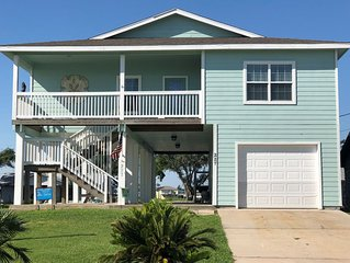 Waterfront 4BR/2BA Home with Private Boat Dock on Estes Flats