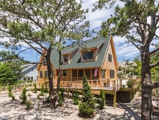 Beautiful Fire Island Rental - Seaview w/ swim spa
