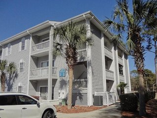 Sunset Corner – Newly Remodeled Condo Perfect for Families, Couples, Golfers