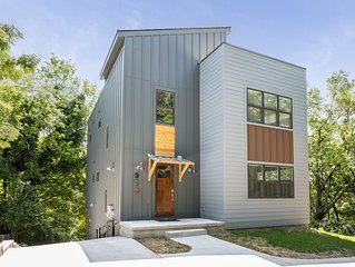Amazing, Brand New Construction, walking distance to Northshore & Downtown!