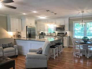 Butler's Newly remodeled home in the heart of Huntsville