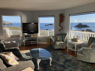 Ocean front home!!!!