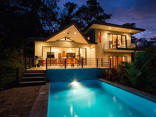 Discover Your Private And Relaxing Jungle Oasis - Casa Gina