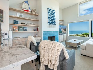 Pajaro Dunes Resort: Premium Ocean View 2 Bdrm, 2 Bath Remodeled Condo