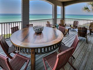 """DUNE WITH A VIEW"" 6 Bedroom Private Pool—Bike/Walk to Seaside"