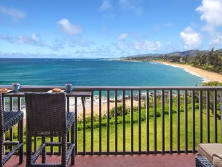Kauai by the Ocean - Beautifully Remodeled Unit, Stunning View & Great Location