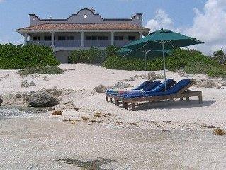 Beachfront Villa Spa Tulum