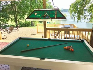 New On VRBO- Newly Renovated Dockable LAKEFRONT Home for 2019