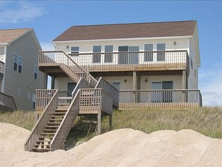 Ocean Front Single Family Home