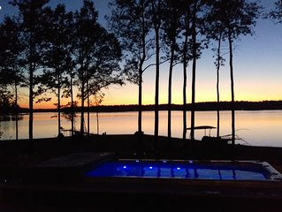 Wine Down: Your Southern-Style Waterfront Getaway on Lake Anna's Private Side