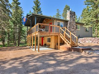 NEW LISTING! Newly remodeled house, beautiful location near Woodland Park, CO