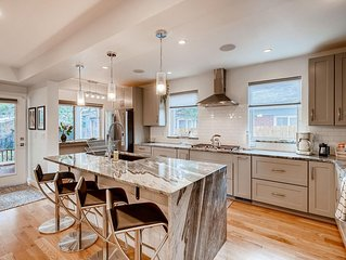Beautiful spacious home in heart of Boulder close to downtown and campus