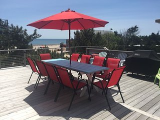 Fire Island Newly Renovated Beach House Just steps away from the Ocean!!!