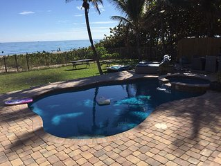 Private Beach House - Family And Business Ready